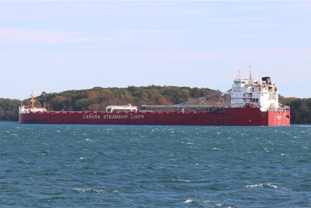 Canada steamship