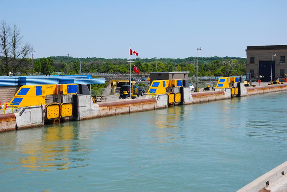 seaway lock